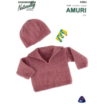 (K802 Sweater and Hat)