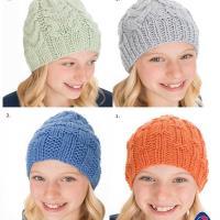 K322 Four Hats
