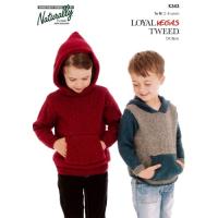 K343 Hooded Sweaters