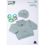 K361 Sweater with Owl Pocket