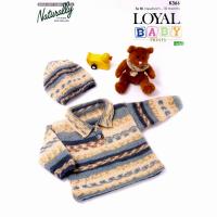 K366 Sweater amd Hat