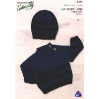 K399 Raglan Sweater & Hat