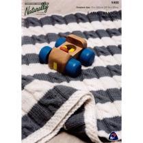 (K400 Baby Blanket)