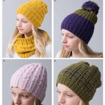 (K403 Cowl & Hats)