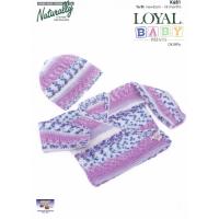 K681 Loyal Baby Prints