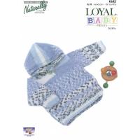 K682 Hooded Sweater