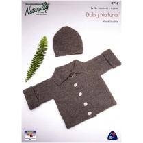 (K716 Jacket & Hat)