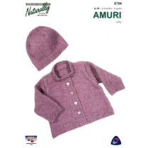 (K754 Jacket and Hat)