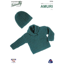 (K755 Sweater and Hat)
