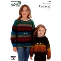 (KX 768 Owl Sweater)