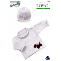 K785 Sweater and Hat