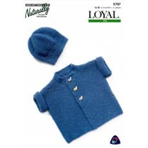 (K787 Vest and Hat)