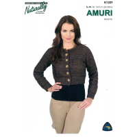 NX 1209 Cropped Fitting Jacket