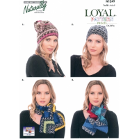 NX 1249 Scarves and Hats
