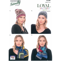 (NX 1249 Scarves and Hats)