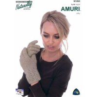 N1253 Lace Cuff Gloves