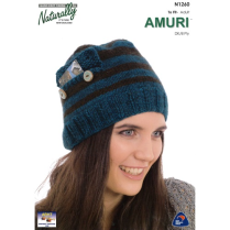 (N1260 Hat with Ski Pass Pocket)
