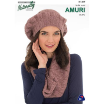 (N1319 Hat and Cowl)