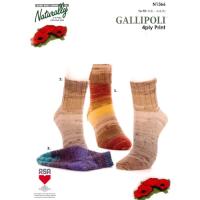 N1366 Socks with optional lengths
