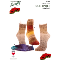 (N1366 Socks with optional lengths)