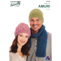 (N1372 Hats and Scarf)