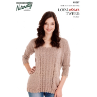 N1387 Loose Fitting Jumper