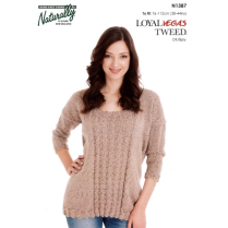 (N1387 Loose Fitting Jumper)