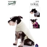 N1418 Dog Sweater, Scarf, Bandana