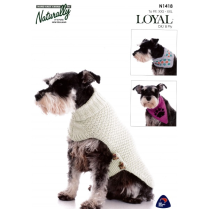 (N1418 Dog Sweater, Scarf, Bandana)