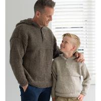 N1522 Hooded Sweater