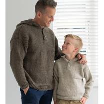 (N1522 Hooded Sweater)