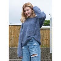N1523 Oversized Sweater