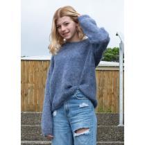 (N1523 Oversized Sweater)