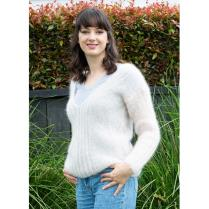 (N1525 V -Neck Sweater)