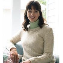 (N1530 Side Split Sweater)
