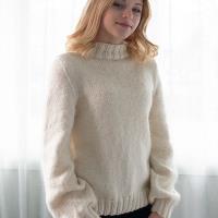 N1539 Bell Sleeve Sweater