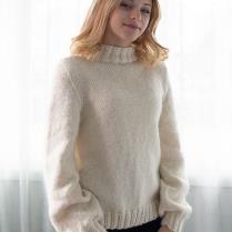 (N1539 Bell Sleeve Sweater)