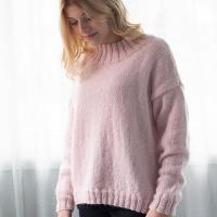 N1541 Oversized Sweater