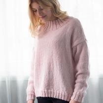 (N1541 Oversized Sweater)