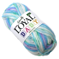 Loyal Baby Prints 4 Ply