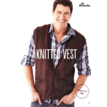 601 Knitted Vest 8 Ply
