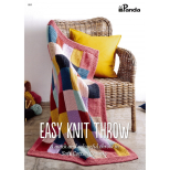 PB604 Easy Knit Throw