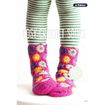 0019 Cosy Crochet Socks