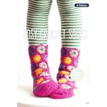 (0019 Cosy Crochet Socks)