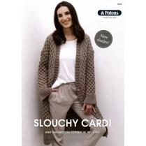 (0030 Slouchy Cardi)