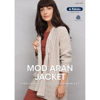 0036 Mod Aran Jacket