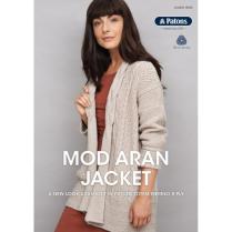 (0036 Mod Aran Jacket)