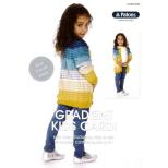 0040 Gradient Kids Cardi