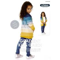 (0040 Gradient Kids Cardi)