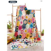 0046 Garden Throw